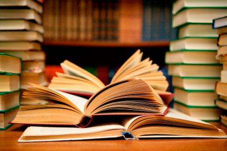 Cantidad de libros que enseñar
